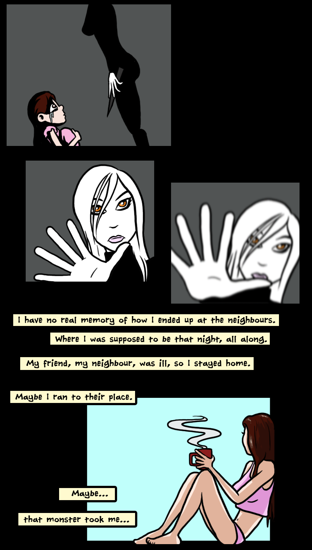 Memory Shard - Noctis/Aurelia page 5 ( Guest comic by argylefox )