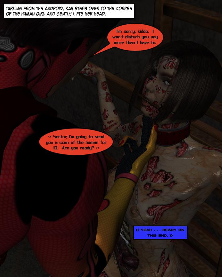 Horror show..