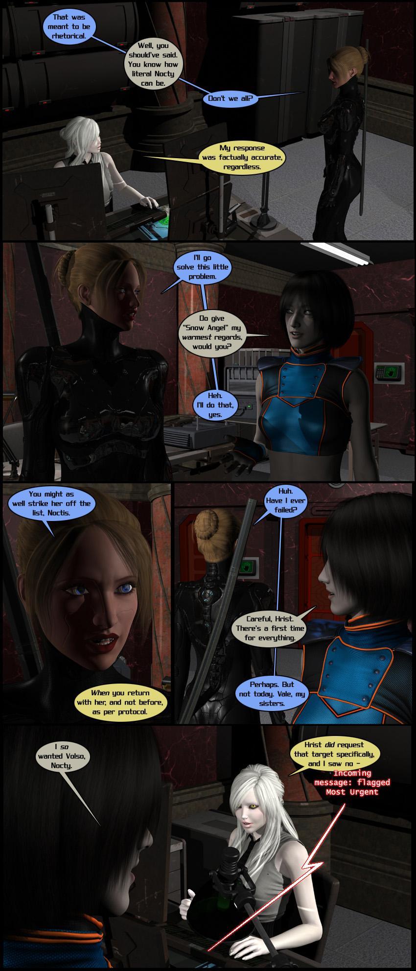 Malati's Mission #03